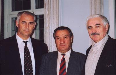 Фомичёв в Международном Сообществе.