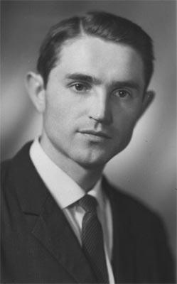 Владимир Фомичёв – педагог и поэт.