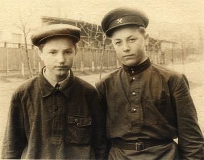 Владимир Фомичёв – учащийся МПМЗ.