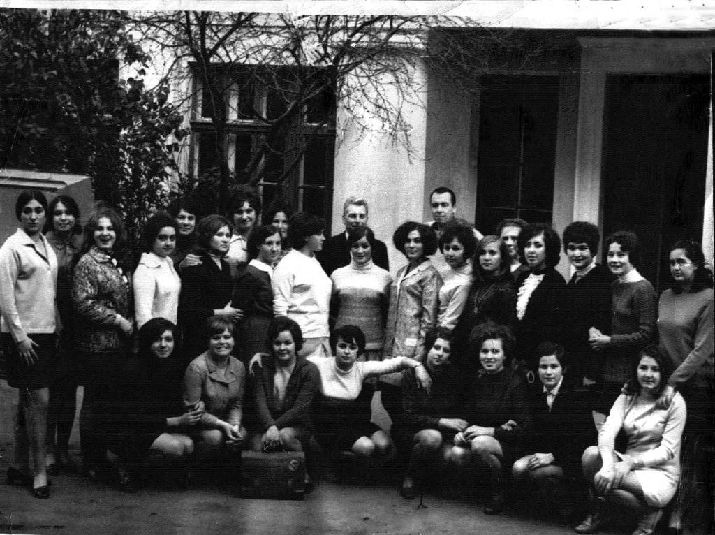 Группа Т41 - 1970 год.