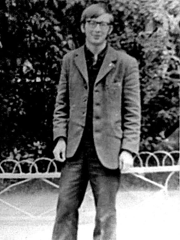 Студент Климов