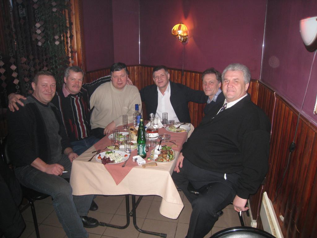 Снова вместе-10 февраля 2008 года