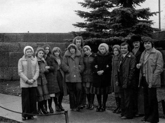 Наши в Питере-1977-3