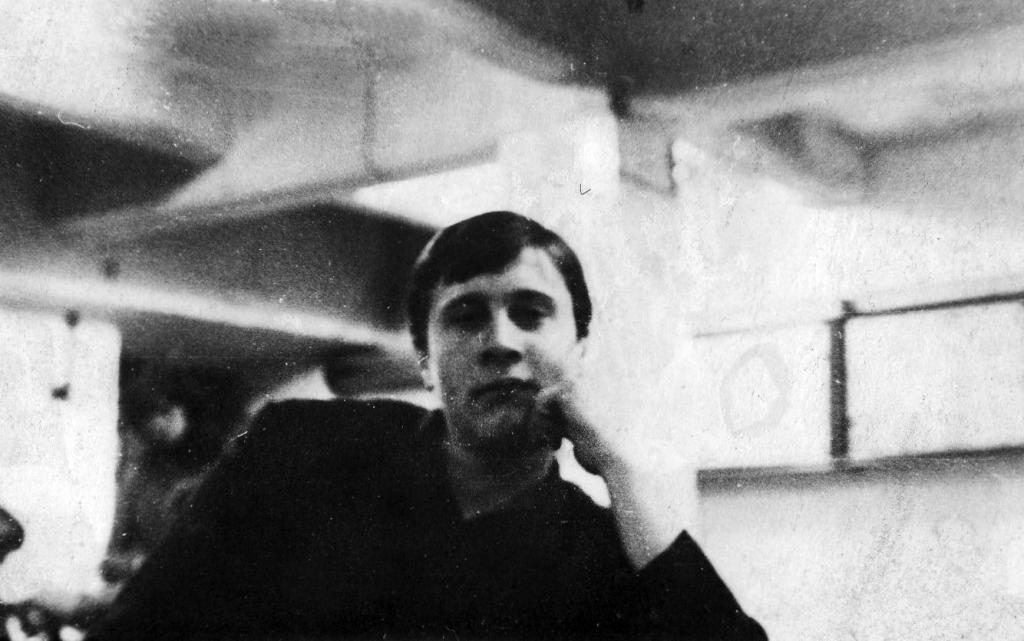 Игорь Лобов-воспоминания