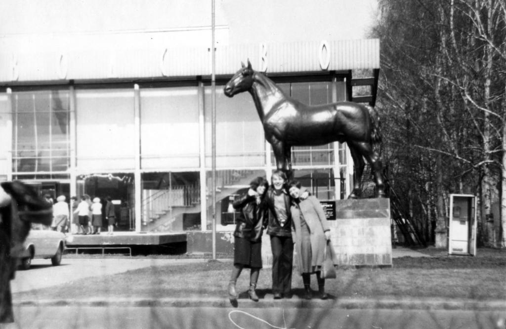 Лошадь-ВДНХ-80