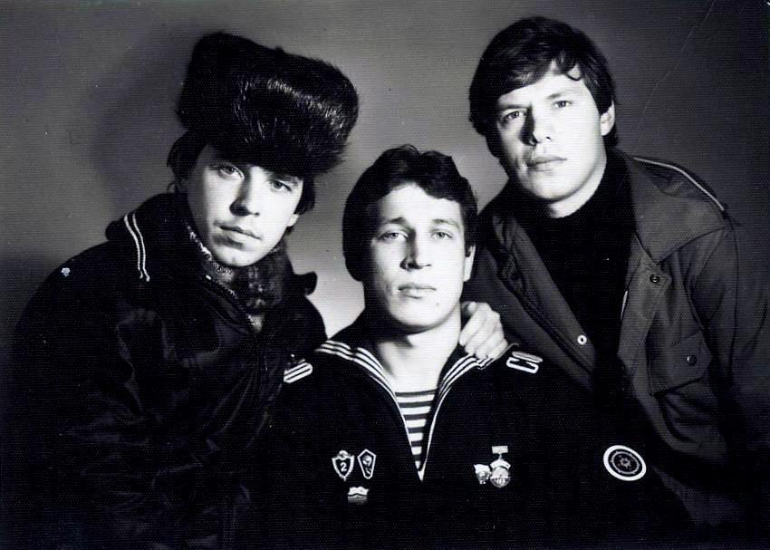 Москва-1982