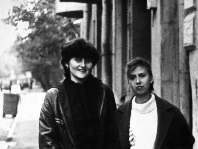 Фото от Анны Акиовой (слева)-2 курс