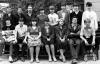 Группа учащихся - май 1984 года.