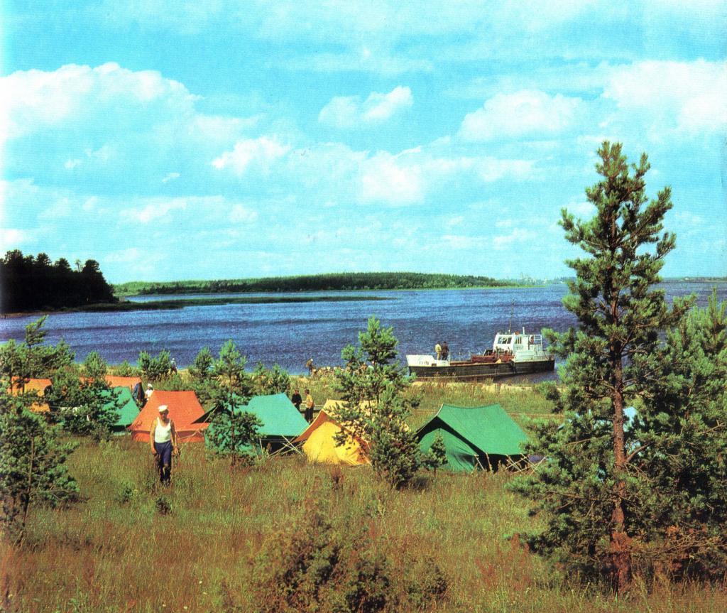 Лагерь МПМЗ-74